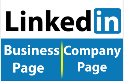 I can create and manage LinkedIn business page for you