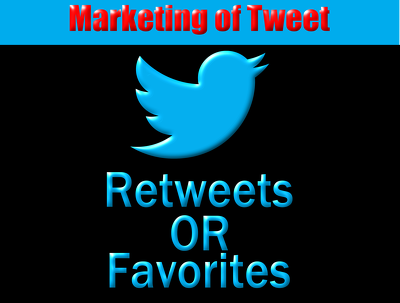 Add retweets or favorites to increase your SEO social media