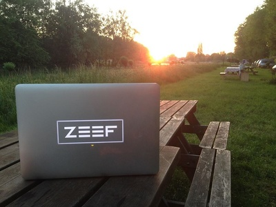 Guest Post on ZEEF.com