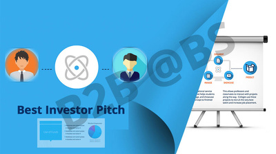 Make legendary bespoke investor pitch-deck for great success