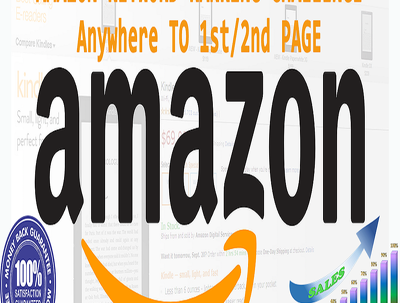 Do amazon keyword rank anywhere to 1st/2nd page challenge