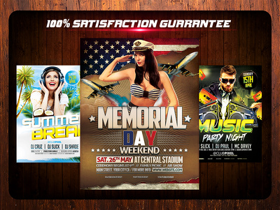 Awesome Event Flyer, Club Flyer, party Flyer design