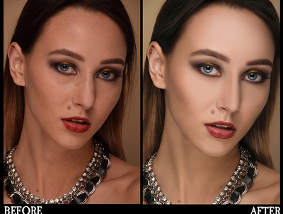Professionally Model retouch your 02 Photos