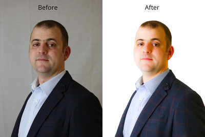 RETOUCH 2 OF YOUR PHOTOS!