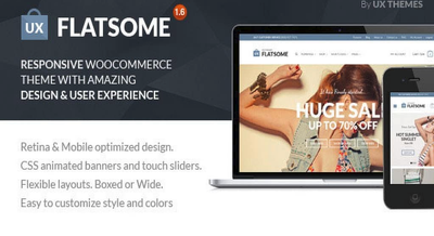 Create Ecommerce Site With Flatsome Theme