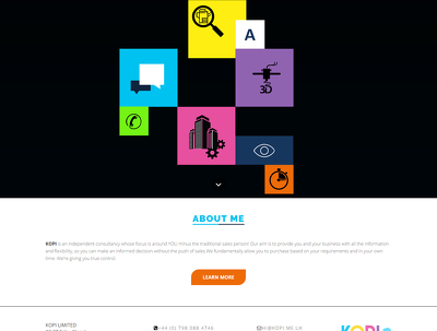 Design creative wordpress website