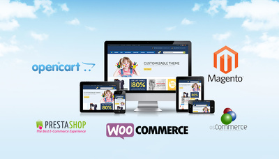 Provide magento based ecommerce website with good interface