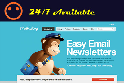 Create Fully Editable Custom Mailchimp Email Newsletter Template