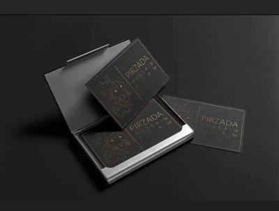 Design business cards of all types