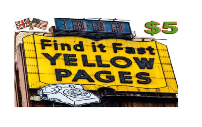 Do Targeted Email List B2b Business Leads Yellow Page scraping
