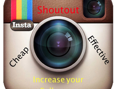 Give you a sponsored post on Instagram