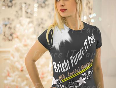 Create an excellent T-Shirt Design