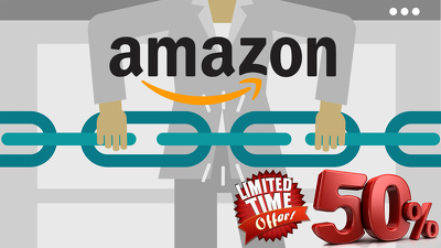 Amazon Link Building Package, Best Advanced SEO Package 2018 ✓