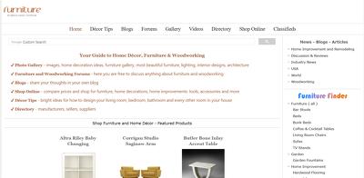 Guest Post on wood-furniture.biz  DA-45