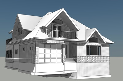 Design any complex project  in Revit or in other .