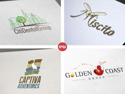 Design an unique logo + free website favicon