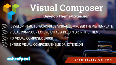 Develop Visual Composer Extension For Your WordPress Website