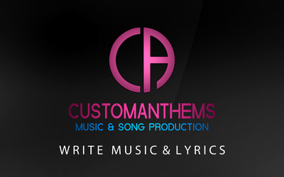Produce professional music and lyrics, songwriter