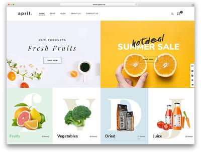 Create a professional and modern wordpress website design.