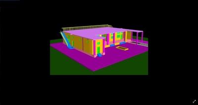 Design 2D/3D desinging in autocad