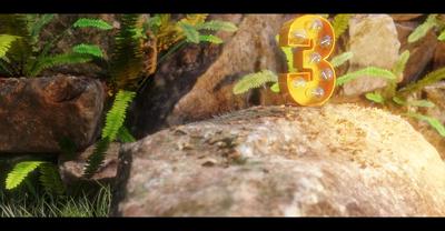 Level 2 animated logo
