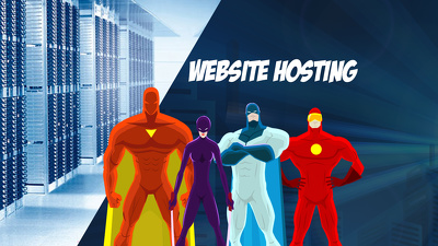 Host your website on our superfast VPS - fully managed service