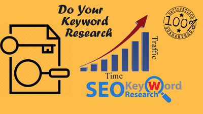 Do SEO advanced long tail keyword research for your website