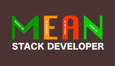 Develop Mean Stack (Mongo,Express,Angular,Node) web application