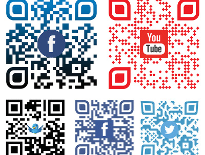 Create a custom QR or Bar code for your business