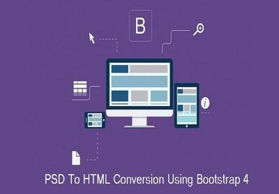 Convert a PSD to html5 responsive