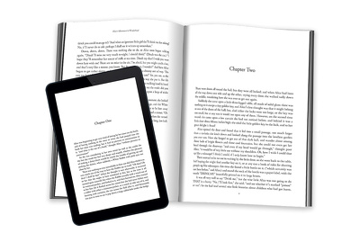 Format/layout your book for publishing or kindle