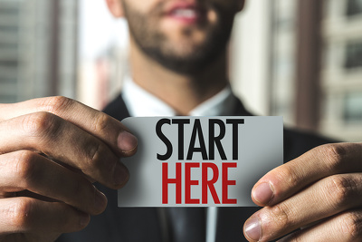 Review your start-up business plan for investment