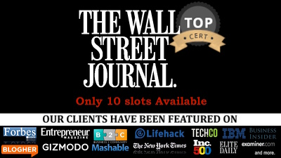 Publish guest post on Top Tier - WEF Forbes Entrepreneur INC CNN