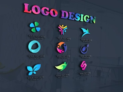 Design Modern Logo for Your Business/Company,/Website
