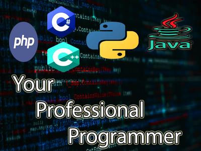 Develop one desktop application