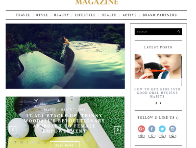 Publish Guest Post on Style , Travel , Health & Lifestyle Blog