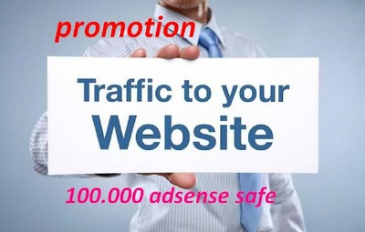 120.000 visits for your website from social media