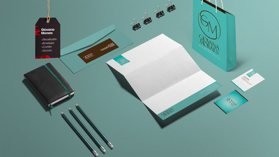 Design your business card and/or any other stationery