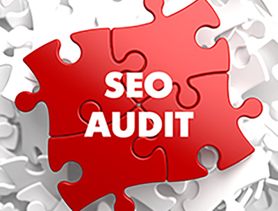 Provide an SEO audit report for your site