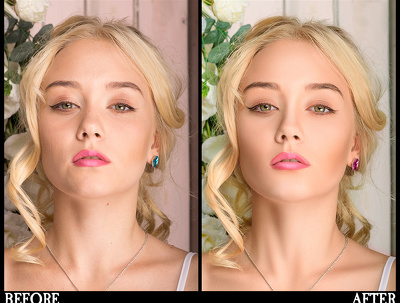 Retouch and Edit your Photo
