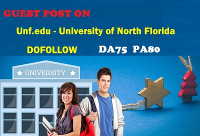 Guest post on Unf.edu - University of North Florida DA75 Blog