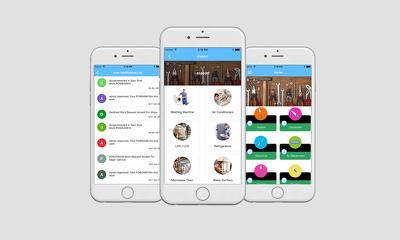 Design Professional UI / GUI / UX For Android / iOS App