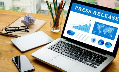 Create a top spec Press Release