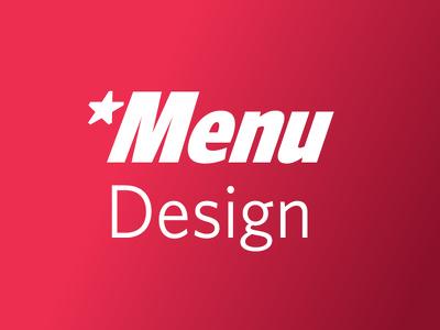 Design your restaurant, food, drinks, bar, or cafe menu