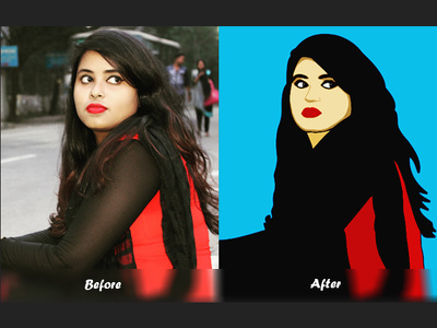 Draw Cartoon of You with Discount