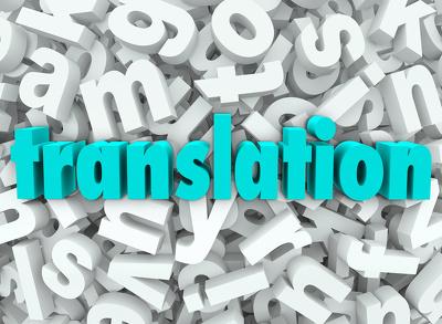 Translate (English Arabic) , (Arabic English) and copy typing