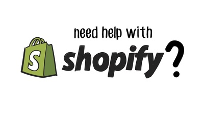Provide Shopify support