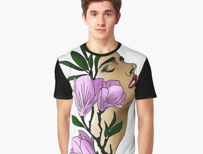 Design an awesome t-shirt