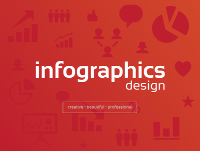 Design professional infographic for you