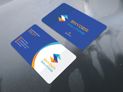 Create a nice business card for your business